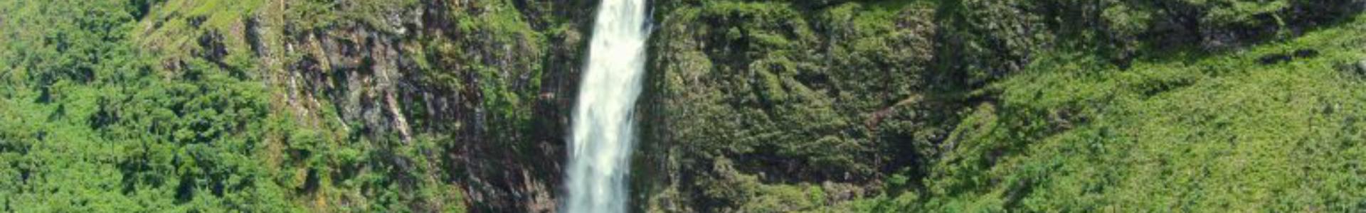 Cachoeira Casca D'Anta – Parte Alta