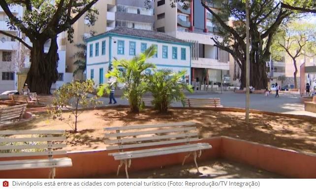 Mapa do Turismo Brasileiro aponta mais de 20 cidades do Centro-Oeste com potencial turístico