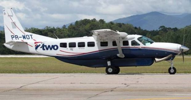 Piumhi terá vôos comerciais durante a semana